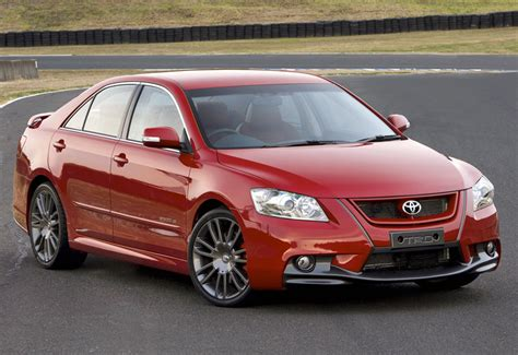 Toyota Aurion 2007 Specs 2007 Toyota Aurion Trd 3500s Specifications Photo