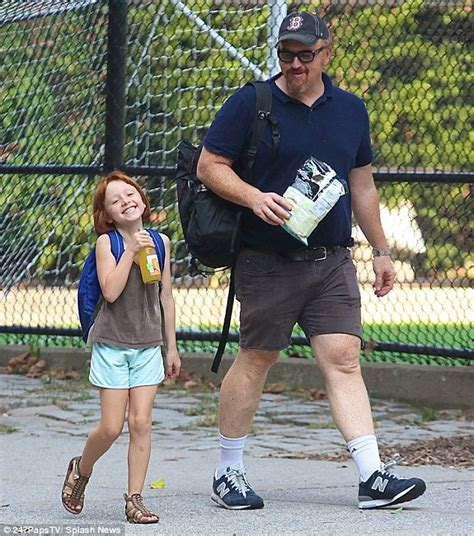 louis ck boat daily news comedian louis c k shares a giggle with his adorable real
