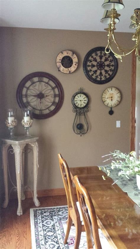 dining room wall clocks 1000 images about it s all in the timing on