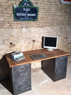 bureau d 騁ude industriel bureau sur mesure avec mobilier industriel vente