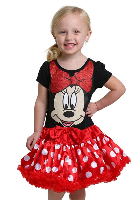 Dress Minny minnie mouse jersey tutu dress for toddler