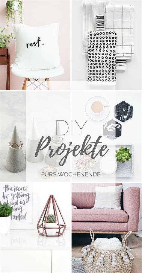 6 diy projekte f 252 r das wochenende provinzkindchen - Diy Home Projekte Ideen