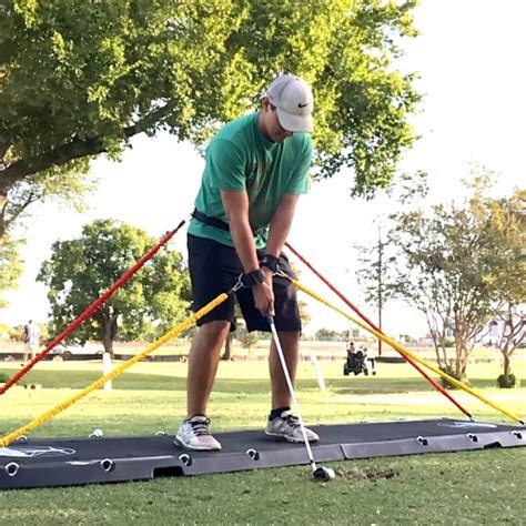 8 board golf swing trainer total body board