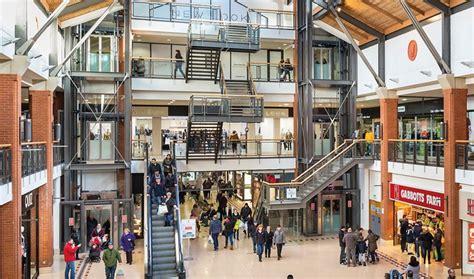 Plumb Center Ashton Lyne by Fairacre Signs Jd Sports Into Arcades Shopping Centre