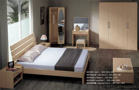 simple bedroom furniture china simple bedroom furniture 8607 china bedroom