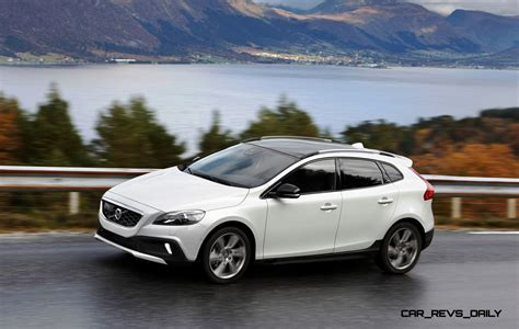 2015 Volvo V40 Xc Adds 245hp T5 Powertrain Usa Imports