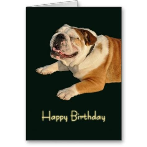 bulldog cards 23 best images about bulldog birthday card on