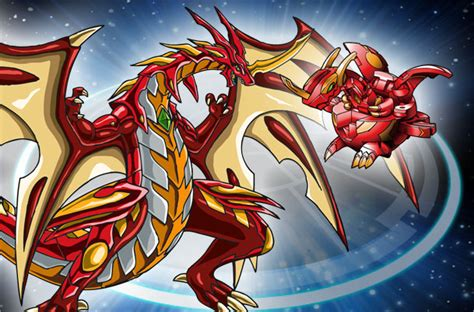 bakugan drago evolution