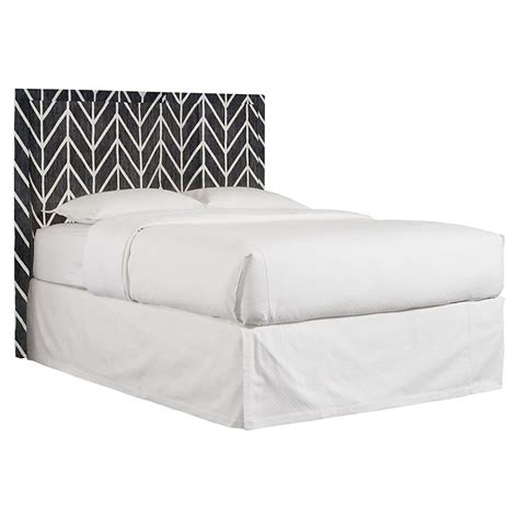 rectangular upholstered headboard bassett 1995 h59f upholstered beds manhattan rectangular