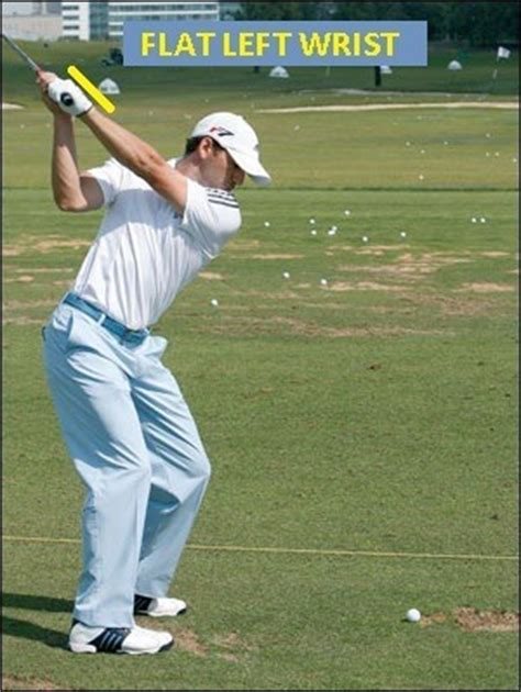 golf swing without wrist hinge it is the wrist hinge that generates power experimenting