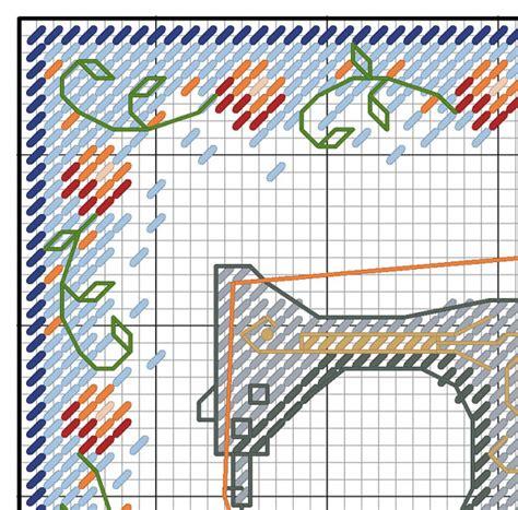 design pattern net pdf box plastic canvas patterns free tissue box cross stitch