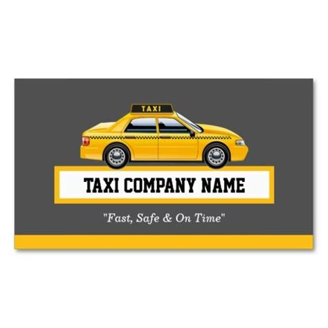 taxi business cards templates free 301 best taxi business card templates images on