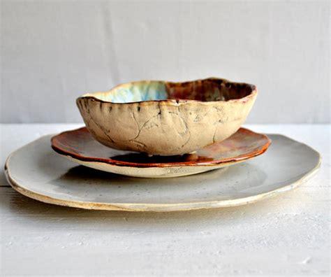 Handmade Dishware - handmade dinnerware going home to roost