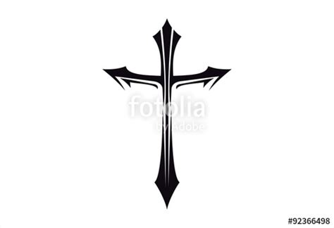 cross tattoo logo tribal logo 1001 health care logos
