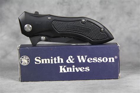 smith and wesson security smith wesson ck2b homeland security w black drop point