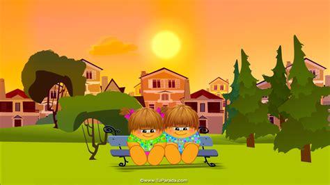 imagenes de paisajes en dibujo imagen en paisaje soleado fondo imagen para portada de