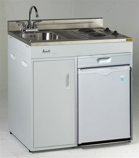 compact kitchen appliances buy avanti ck3616 36 inch complete compact kitchen with