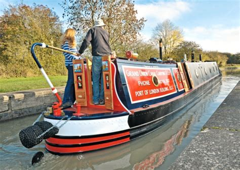 canal boat navigation lights boat test spica a real star canal boat testing