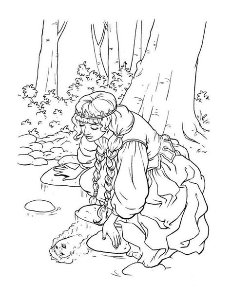 coloring pages for adults princess 54 best images about and princess coloring pages on