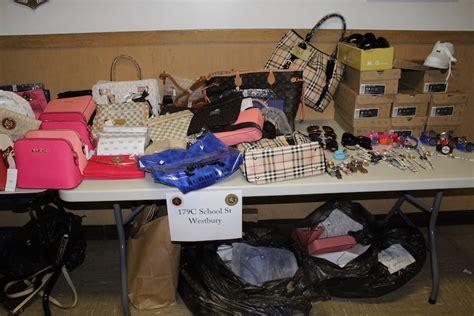 1 5m in designer goods seized 5 arrested in nassau