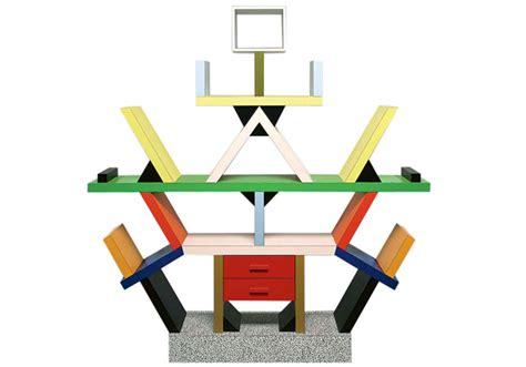 Central Upholstery Modern Design Of Ettore Sottsass Memphis Group