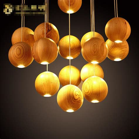 Handmade Hanging Lights - discount wood handmade wooden chandelier hanging