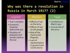 Russian Revolution Causes And Effects Essay russian revolution essay plans