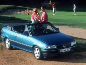 Opel Cabriolet Opel Astra Cabriolet 1993 1994 Autoevolution