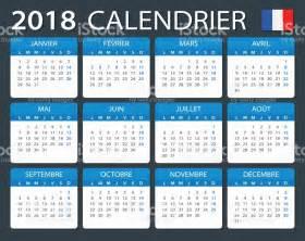 Honduras Calendario 2018 Calendario 2018 Versi 243 N Francesa Illustracion Libre De