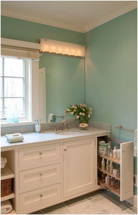 Clever Bathroom Storage 8 Clever Ways To Maximize Storage Inside Your Bathroom Vanity