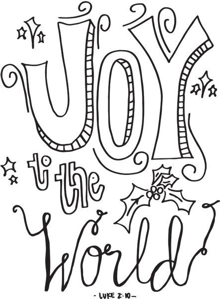 coloring pages for joy 3 cute christmas coloring pages imom