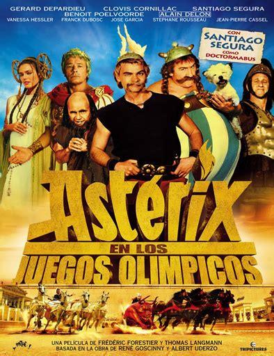 astrix y los juegos ver ast 233 rix en los juegos ol 237 mpicos 2008 online pelicula completa en espa 241 ol pel 237 culas lucreing
