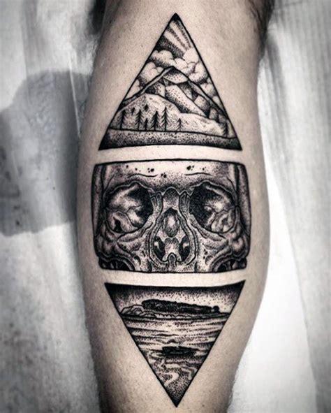 unique mens tattoo designs 50 unique skull tattoos for manly ink design ideas