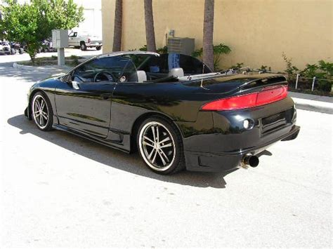 mitsubishi eclipse spyder modified 1996 mitsubishi eclipse spyder for sale sun valley idaho