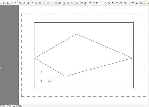 autocad layout zoom grenzen blattmodus nur weiss dassault systemes plm solutions