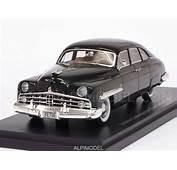 NEO 47010 Lincoln Cosmopolitan Town Sedan 1949 Black 1/43