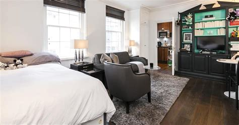 Studio Apartment Cost Yours For 1 5 Million A Garage Sized Apartment Nbc News