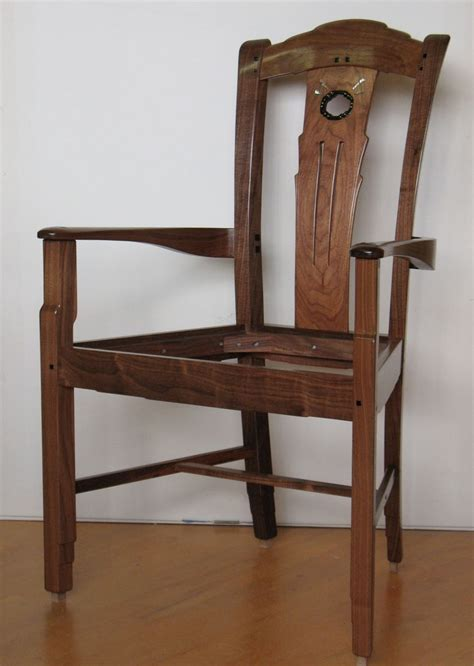 Custom Made Dining Chairs Handmade Greene And Greene Dining Room Chairs By Paula Garbarino Custom Furniture Custommade