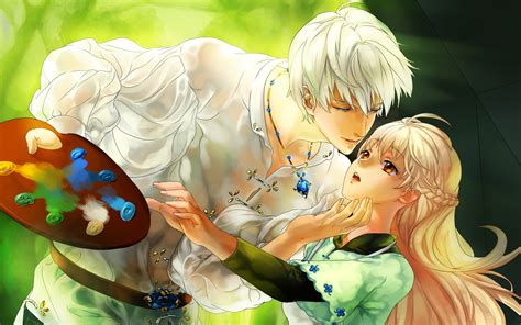 romantic anime couples anime couples images femalecelebrity