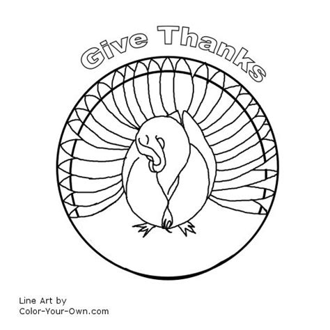 turkey mandala coloring page give thanks coloring page