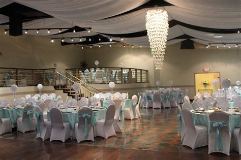 Ceiling To Floor Curtains by Party Reception Amp Banquet Hall Houston Tx Azul