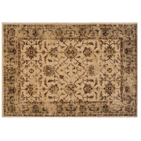 Area Rugs At Kohl S by Weavers Casablanca Framed Rug 5 3 X 7 6