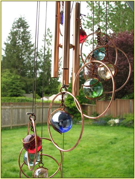 Handmade Wind Chimes For Your Home - wind chimes diy home design ideas