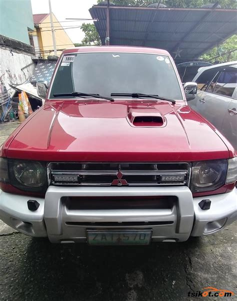 mitsubishi car 2005 mitsubishi pajero 2005 car for sale metro manila