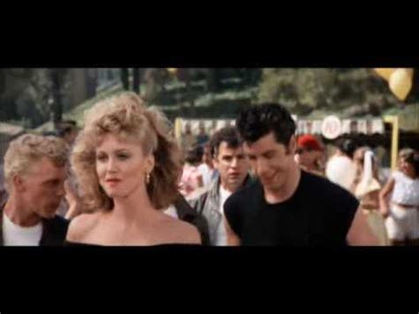 film up song grease you re the one that i want hq lyrics youtube