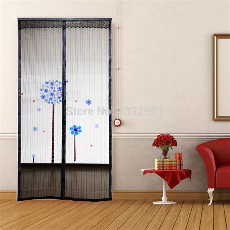 door bug screen curtain bug door screen curtain mosquito fly mesh net insect for