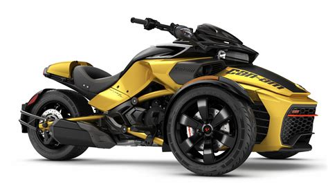 spyder brp 2017 can am spyder f3 s now with sport mode