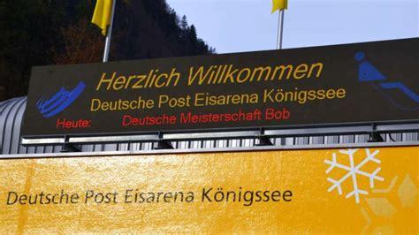 deutsche bank bad reichenhall bad reichenhall kommt olympia 2026 an den k 246 nigssee