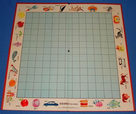 scrabble crossword selchow righter scrabble for juniors crosswords board