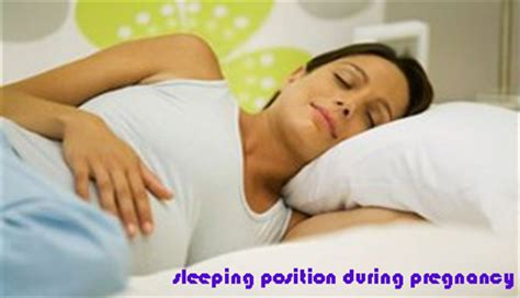 comfortable position the most comfortable sleeping position during pregnancy